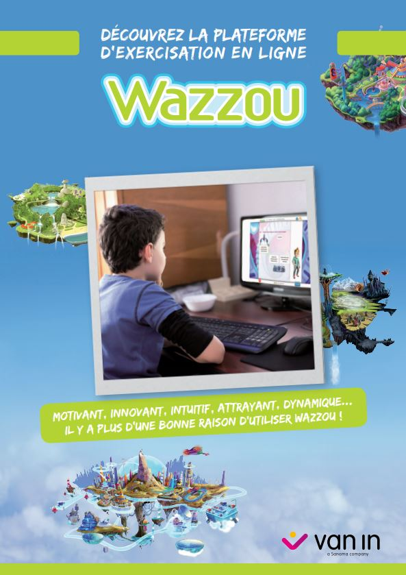 Photo brochure Wazzou